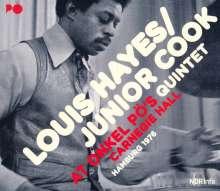 Louis Hayes & Junior Cook: At Onkel Pö's Carnegie Hall / Hamburg '76, 2 CDs
