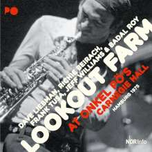 "David ""Dave"" Liebman (geb. 1946): Lookout Farm At Onkel Pö's Carnegie Hall / Hamburg 1975, CD"