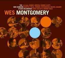 Wes Montgomery (1925-1968): The NDR Hamburg Studio Recordings, 1 CD und 1 Blu-ray Disc