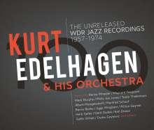 Kurt Edelhagen: 100: The Unreleased WDR Jazz Recordings, 3 CDs
