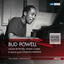 Bud Powell (1924-1966): 1960 - Essen, Grugahalle (remastered) (180g), LP