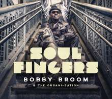 Bobby Broom (geb. 1961): Soul Fingers (180g), LP