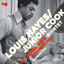 Louis Hayes & Junior Cook: At Onkel Pö's Carnegie Hall / Hamburg '76 (180g), 2 LPs