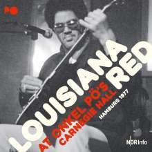 Louisiana Red: At Onkel Pö's Carnegie Hall / Hamburg 1977 (180g), 2 LPs