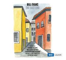 Bill Evans (Sax) (geb. 1958): The East End (180g), 2 LPs