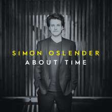 Simon Oslender: About Time (180g), 2 LPs