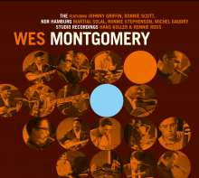 Wes Montgomery (1925-1968): The NDR Hamburg Studio Recordings (180g), 1 LP und 1 Blu-ray Disc
