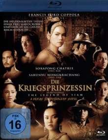 Die Kriegsprinzessin (Blu-ray), Blu-ray Disc