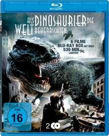 Als Dinosaurier die Welt beherrschten (6 Filme auf 2 Blu-rays), 2 Blu-ray Discs