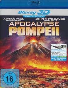 Apocalypse Pompeii (3D Blu-ray), Blu-ray Disc
