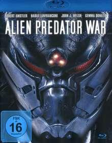 Alien Predator War (Blu-ray), Blu-ray Disc