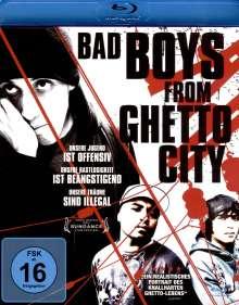 Bad Boys from Ghetto City (Blu-ray), Blu-ray Disc