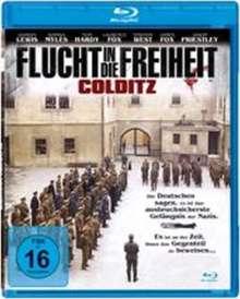 Flucht in die Freiheit - Colditz (Blu-ray), Blu-ray Disc