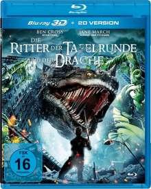 Die Ritter der Tafelrunde und der Drache (3D Blu-ray), Blu-ray Disc