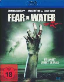 Fear of Water (Blu-ray), Blu-ray Disc