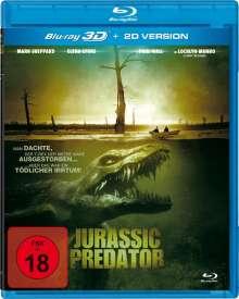 Jurassic Predator (3D Blu-ray), Blu-ray Disc