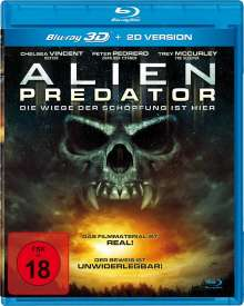 Alien Predator (3D Blu-ray), Blu-ray Disc