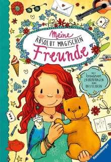Gina Mayer: Meine absolut magischen Freunde - Freundebuch, Buch