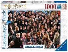 Challenge Puzzle - Harry Potter, Diverse