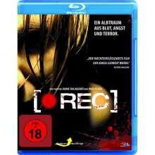 [Rec] (Blu-ray), Blu-ray Disc