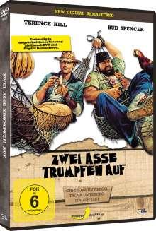 Zwei Asse trumpfen auf, DVD