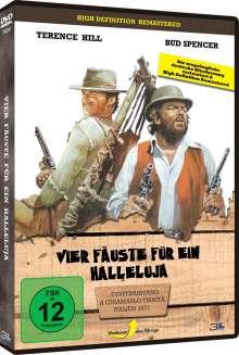 Vier Fäuste für ein Halleluja, DVD
