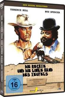 Die rechte und die linke Hand des Teufels, DVD