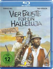 Vier Fäuste für ein Halleluja (Blu-ray), Blu-ray Disc