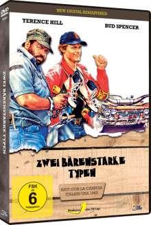 Zwei bärenstarke Typen, DVD