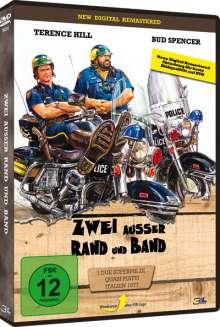 Zwei außer Rand und Band (New Digital Remastered), DVD