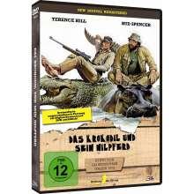 Das Krokodil und sein Nilpferd (New Digital Remastered), DVD