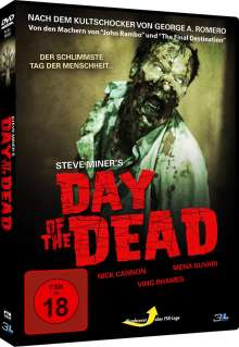 Day of the Dead, DVD