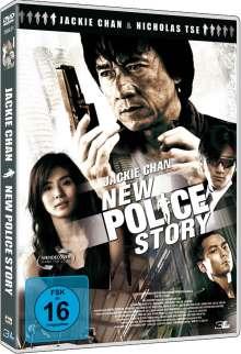 New Police Story, DVD