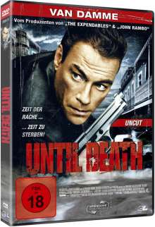 Until Death, DVD
