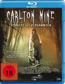 Carlton Mine - Schacht der Verdammten (Blu-ray), Blu-ray Disc