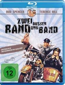 Zwei außer Rand und Band (Blu-ray), Blu-ray Disc