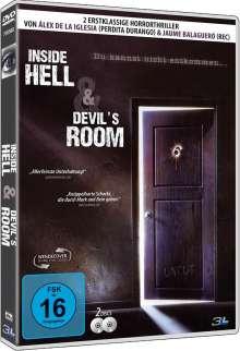 Inside Hell & Devil's Room, 2 DVDs