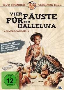 Vier Fäuste für ein Halleluja (Comedy-Fassung), DVD