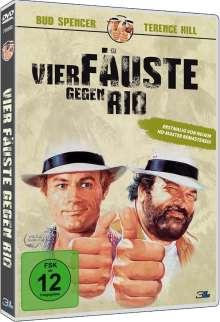 Vier Fäuste gegen Rio, DVD