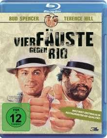 Vier Fäuste gegen Rio (Blu-ray), Blu-ray Disc