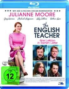 The English Teacher (Blu-ray), Blu-ray Disc
