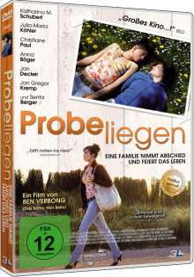 Probeliegen, DVD