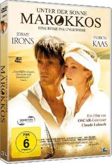 Unter der Sonne Marokkos (And Now... Ladies & Gentlemen), DVD