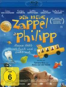 Der kleine Zappelphilipp (Blu-ray), Blu-ray Disc