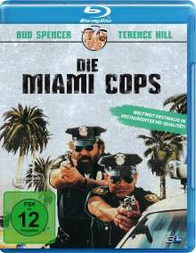 Die Miami Cops (Blu-ray), Blu-ray Disc