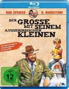 Der Grosse mit seinem ausserirdischen Kleinen (Blu-ray), Blu-ray Disc