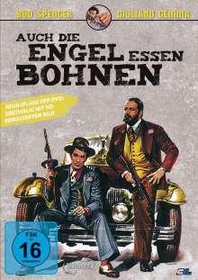 Auch die Engel essen Bohnen, DVD