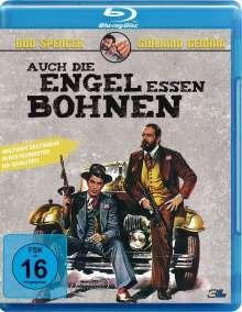 Auch die Engel essen Bohnen (Blu-ray), Blu-ray Disc