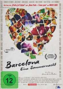 Barcelona - Eine Sommernacht, DVD