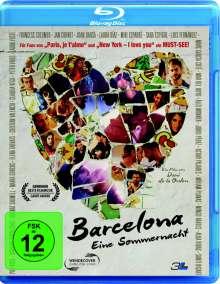 Barcelona - Eine Sommernacht (Blu-ray), Blu-ray Disc